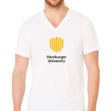 Picture of HU V-Neck T-shirt
