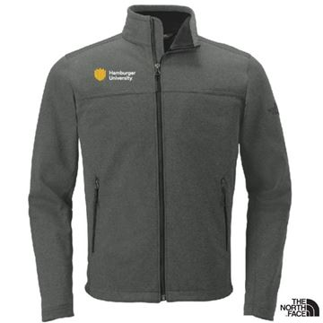 Picture of Men's Dark Grey HU Northface Jacket