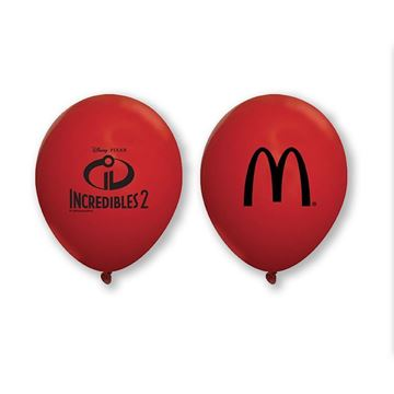Picture of Incredibles 2 Balloons (50/pk)