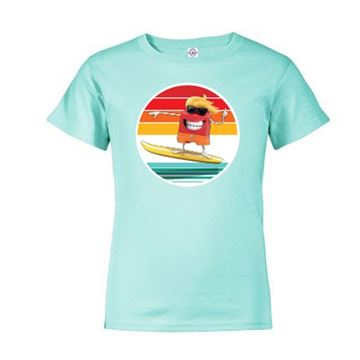 Picture of Youth Happy Surfing T-Shirt