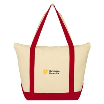 Picture of HU Boat Tote Bag