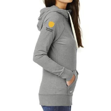 Picture of HU New Era® Ladies' Zipped Hoodie