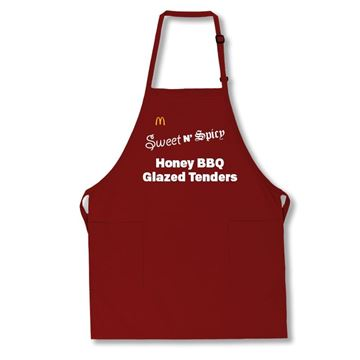 Picture of Honey BBQ Glazed Tenders Apron