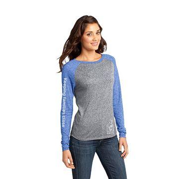 Picture of RMHC Ladies' Raglan T-Shirt