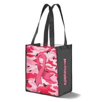 Picture of Pink Camo Tote