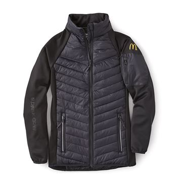Picture of Ladies' Hybrid Insulated Jacket