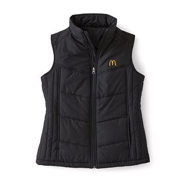 Picture of Ladies' R-Tek® Pro Fleece Full-Zip Vest