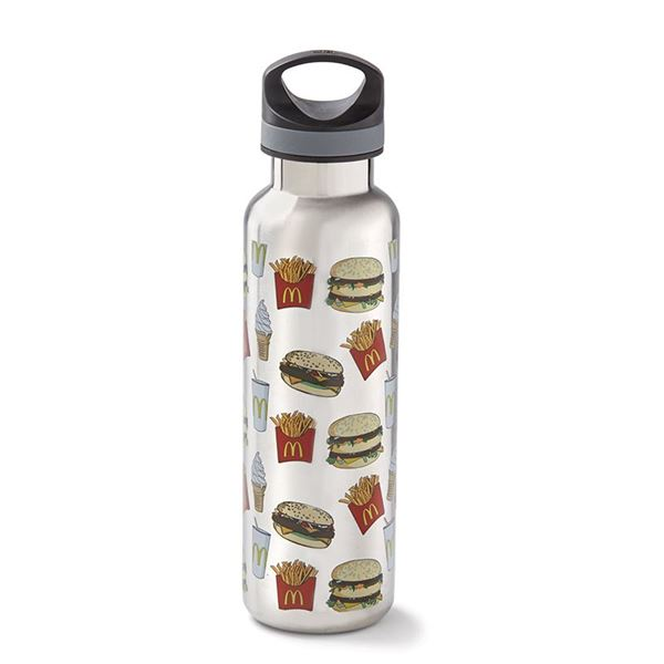 Picture of 20 oz McDonald's Meal Pattern Tundra Bottle