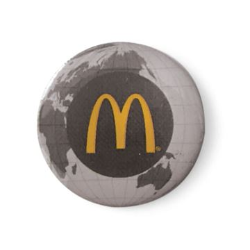 Picture of Globe Arches Lapel Pin