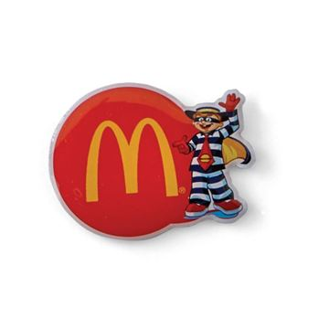 Picture of Hamburglar Arches Lapel Pin