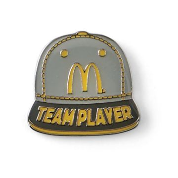 Picture of Team Player Lapel Pin