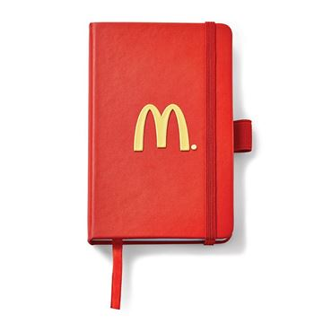 Picture of Red Arches Mini Journalbook