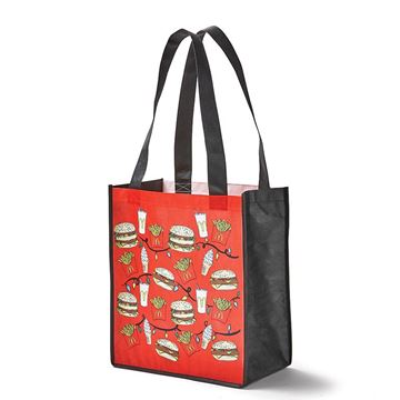 Picture of Holiday Graphic Tote