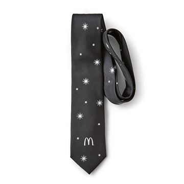 Picture of Men's Snowflake Tie