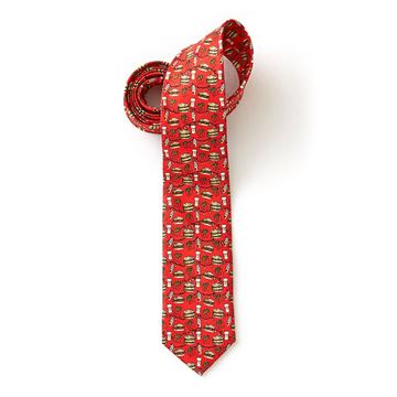 Picture of Men's Holiday Pattern Tie