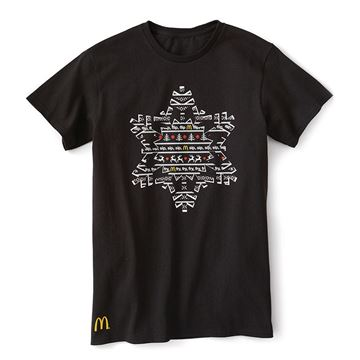 Picture of Fair Isle Snowflake T-Shirt
