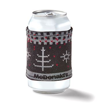 Picture of Fair Isle Holiday Can Cooler