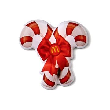 Picture of Candy Canes Lapel Pin