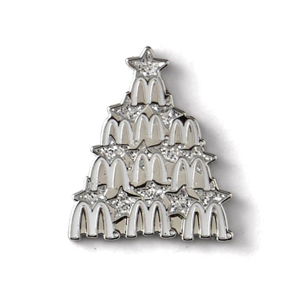 Picture of Arches Tree Lapel Pin