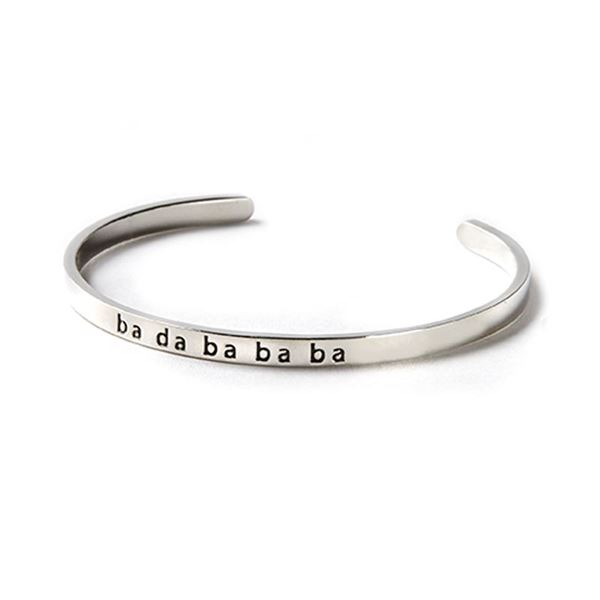 "Picture of Ladies' ""Ba Da Ba Ba Ba"" Jingle Bracelet"