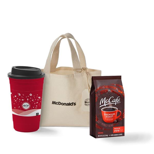 Picture of McCafe Coffee Holiday Kit