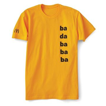 "Picture of ""Ba Da Ba Ba Ba"" Jingle T-Shirt"