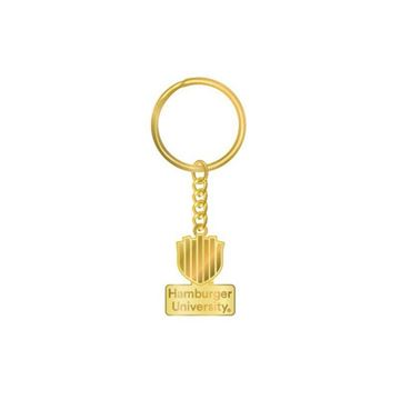 Picture of HU Golden Keytag