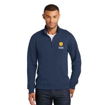 Picture of HU Navy Fleece Pullover