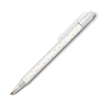 Picture of White Sesame Seed Pen