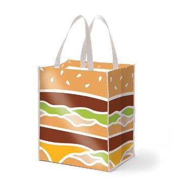 Picture of Big Mac Icon Laminated Tote
