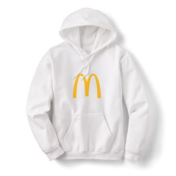 Picture of White Arches Hoodie