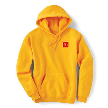Picture of Yellow Arches Hoodie
