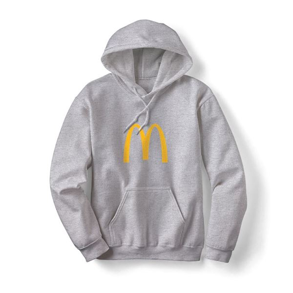 Picture of Grey Arches Hoodie