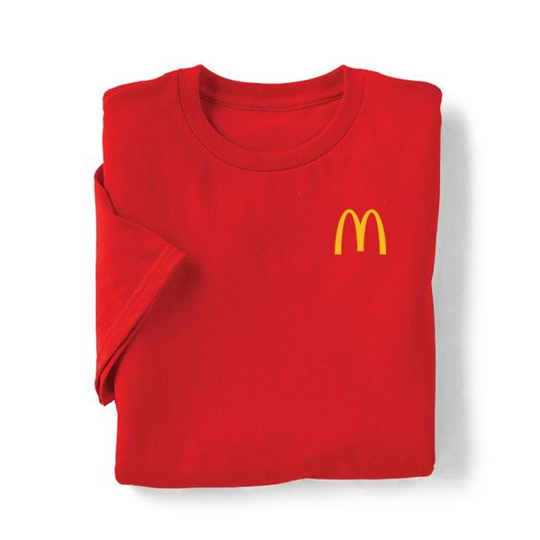 Picture of Red Tee with Arches