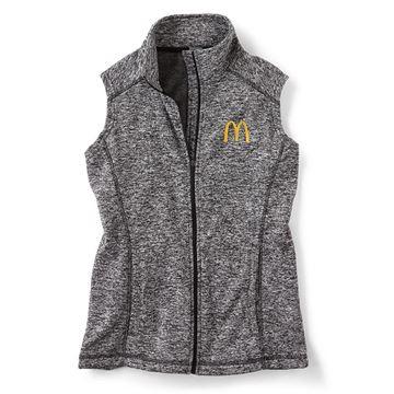 Picture of Ladies' J America Fleece Vest
