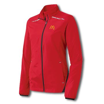 Picture of Ladies' Full Zip Wind Jacket