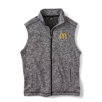 Picture of Men's J America Fleece Vest