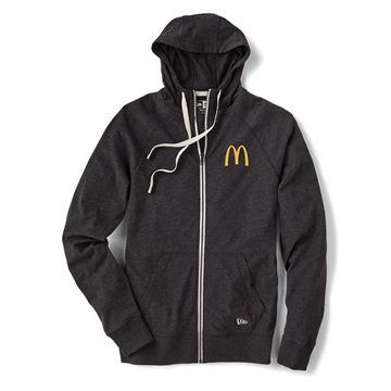 Picture of Men's New Era® Full Zip Hoodie