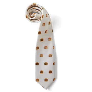 Picture of Men's Mini Big Mac Icon Tie
