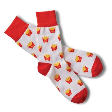 Picture of Mini Fry Box Icon Socks