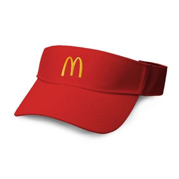 Picture of Red Event Visor