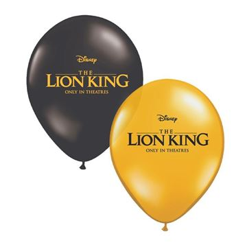 Picture of Lion King Balloon Pack (24/pk)