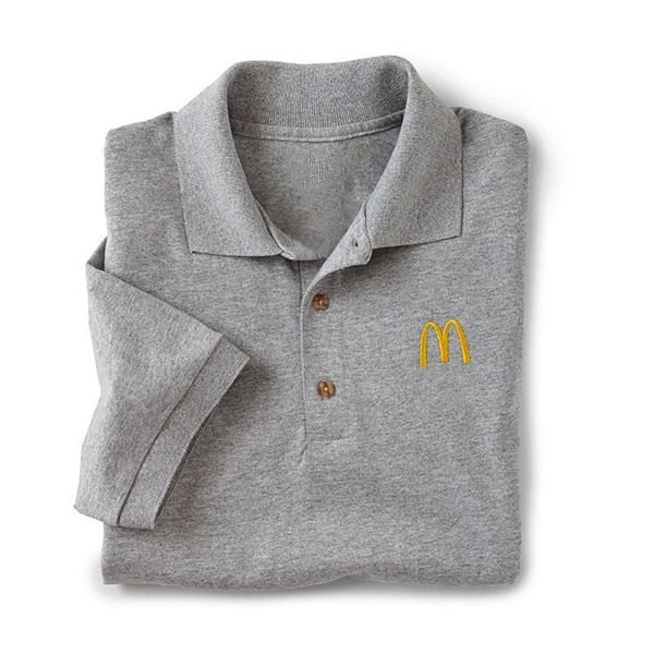 Picture of Heather Grey Event Polo