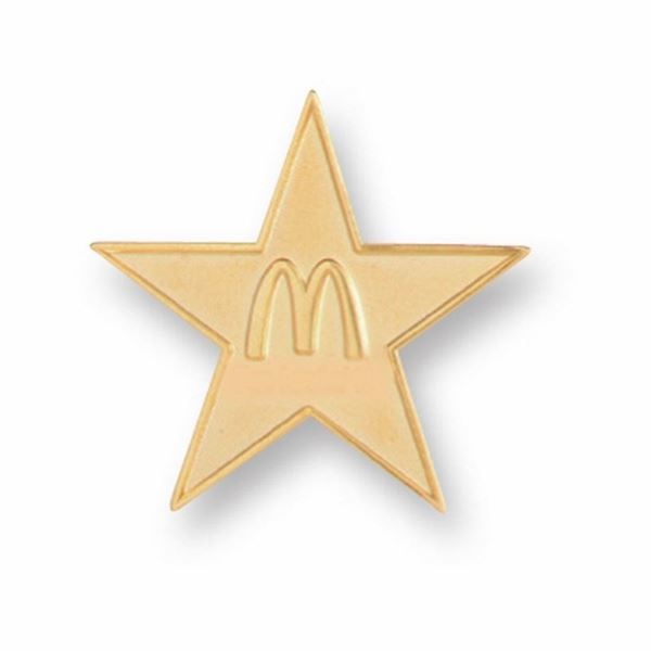 Picture of Arch Star Lapel Pin