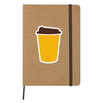 Picture of McCafe Icon Notebook