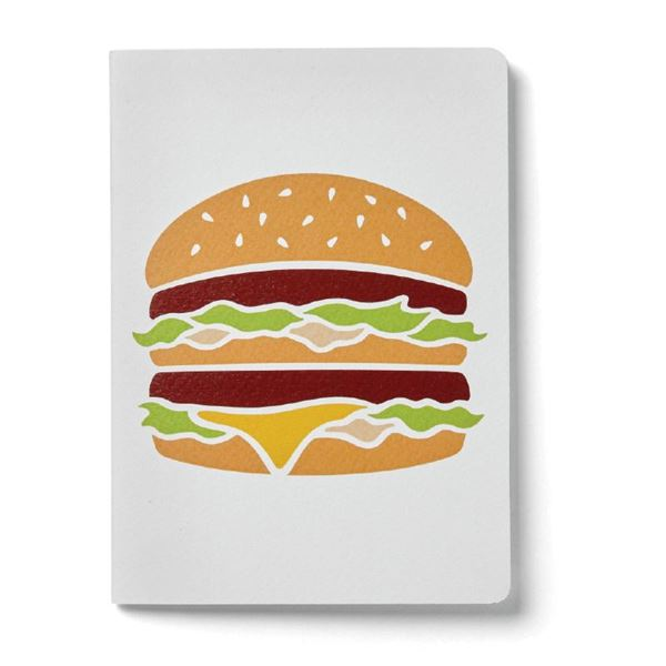 Picture of Big Mac Icon Notebook