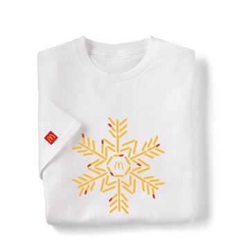 Picture of Fryflake White T-Shirt