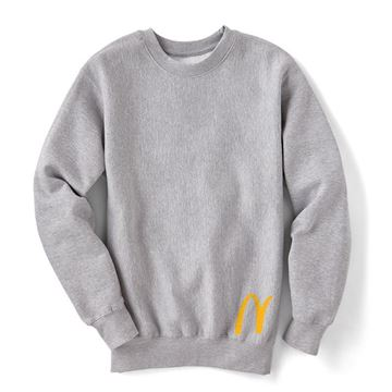 Picture of Grey Arches Crewneck Sweatshirt