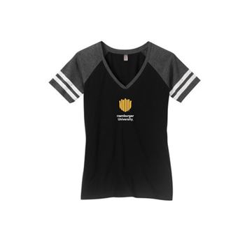 Picture of HU Ladies' Gameday V-Neck