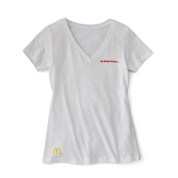 "Picture of Ladies' ""Ba Da Ba Ba Ba"" Jingle T-Shirt"
